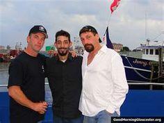 Andy, Josh, and Johnathan