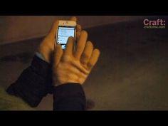 DIY iPhone Gloves