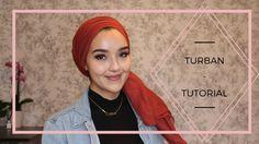 Pinless Turban Tutorial | Sofyah Ov. Turban Tutorial, Hijab Fashion, Women's Fashion, Turban Style, Fashion Ideas, Blog, Fashion Women, Womens Fashion