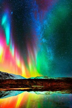 Northern Lights - for the bucket list