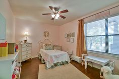 Adorable Bedroom...you should see the living and dining views....in this Chandler home for sale.  341472 E Hickory Ln N, Chandler, OK.  Listed by Cecilia and John Martin of Coldwell Banker Mike Jones