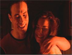 Eric & Shelly. #TheCrow