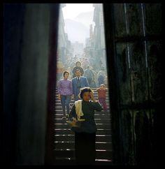 Fan Ho's Street Photography in Dreamy Colour: 1954-2004