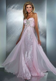 Floral Sheath / Column Sweetheart Floor-length 2014 New Style Prom Dress - Storedress.com