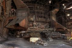 Weirton Steel Mill – Weirton, West Virginia