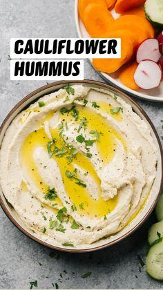 Low Carb Hummus, Healthy Hummus Recipe, Healthy Snacks, Healthy Eating, Homemade Hummus Recipe, Vegan Hummus, Indian Food Recipes, Whole Food Recipes, Vegetarian Recipes