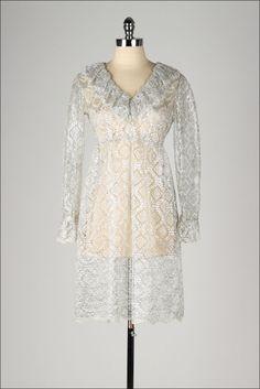 Dress 1960s Mill Street Vintage