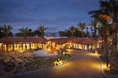 Borrego Springs Hotels   La Casa del Zorro Desert Resort   Hotels in #California - and Anza Borrego is a great place to see the desert in bloom.