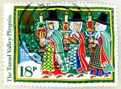 Wales Christmas tradition ~Plygain is a Welsh Christmas custom. Christmas Photos, Christmas Fun, Xmas, Welsh Sayings, Welsh Lady, Ghost Of Christmas Past, Commemorative Stamps, Cymru, Red Dragon