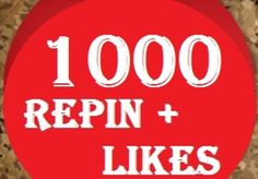 Unreal! give you 1000 pinterest REPIN, 1000 likes to your pin and tweet your pin to my 100,000 real twitter followers on fiverr.com