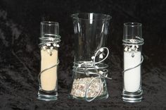 unity sand ideas | Home Wedding Unity Candle and Sand Holders Unity Sand Holder Design A