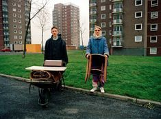 Superb Photos Of Life On A 1991 British Social Housing Estate Social Housing, Britain, Life, Photos, Pictures