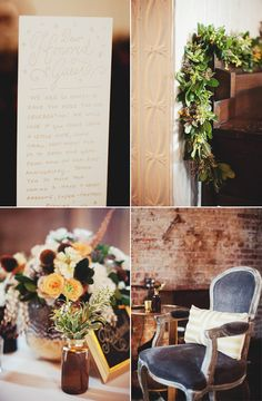Jessica Hische's wedding - absolutely perfect attention to detail, colour, style and overall design. This girl definitely deserves the praise and attention she gets for her design work!