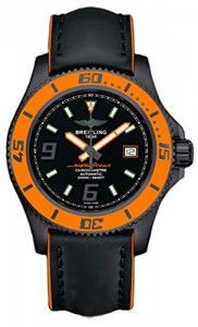 Limited Edition Breitling 1884 Superocean Automatic Mens Dive Watch m1739101/bd81/230x/m20basa.1