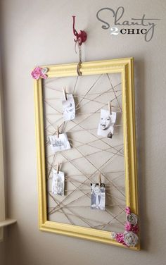 18 Spring Room Decor Ideas - A Little Craft In Your DayA Little Craft In Your Day