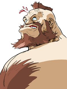 View an image titled 'Zangief Art' in our Street Fighter Alpha 3 art gallery featuring official character designs, concept art, and promo pictures. Street Fighter Alpha 3, Super Street Fighter, Character Art, Character Design, Character Concept, Street Fighter Characters, Fictional Characters, Arte Horror, 3 Arts