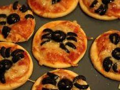 Résultats de recherche d'images pour «repas halloween simple»