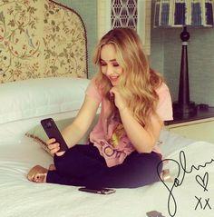 Sabrina Carpenter // Sabrina takes over Disney Channel UK