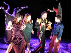 The Green Knight | Department of Drama | Claire Trevor School of the Arts