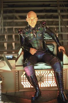 Tom Hardy as Shinzon - Star Trek: Nemesis (2002)