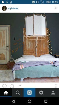 Schlafzimmer, Wohnen, Schlafzimmerdeko, Traum Schlafzimmer, Modern  Rustikale Innenräume, Skandinavische Einrichtung, Schöne Schlafzimmer,  Hausfarben, ...