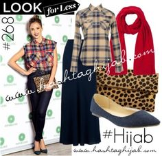 Hashtag Hijab Outfit #268
