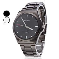 Men's Watch Dress Watch Elegant Simple Design. Get incredible discounts up to 80% Off at Light in the box using Coupon Codes.