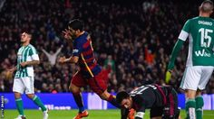 Barcelona end 2015 with five trophies and on top of La Liga #: ...
