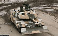 Kampfpanzer Leopard 2 PSO