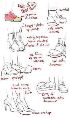The Redline Station — Do you have any references for drawing feet/shoes. drawing reference 25 + › The Redline Station — Do you have any references for drawing feet/shoes… Drawing Reference Poses, Anatomy Reference, Drawing Poses, Drawing Tips, Drawing Lessons, Drawing Stuff, Drawing Tutorials, Fashion Drawing Tutorial, Body Drawing Tutorial