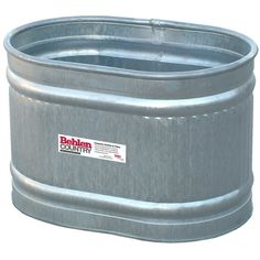 Find Behlen Country 223 Galvanized Round End Tank in the Stock Tanks category at Tractor Supply Co.Behlen Country Galvanized Stock Tanks are ide