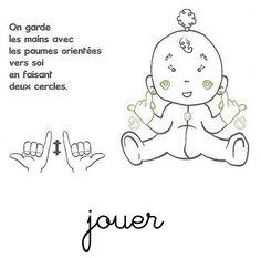 Communiquer avec bébé : la langue des signes   Activités pour tout-petits   Montessori   Bienveillance   Parentalité
