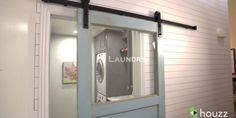 This Genius Laundry Room For 8 People Was Created For $400