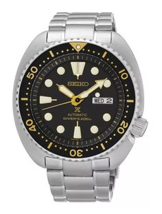 Seiko SRP775K1 Golden Turtle
