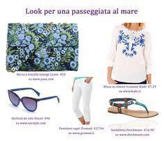 Look per una passeggiata al mare http://www.myfavouriteshopping.com/blog/personal-shopper/