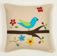 accent pillows | Funny Decorative Pillows design for Kids, Animal by Amity Home Singing ...