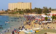 Dakar city - capital of Senegal