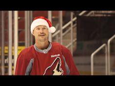 ▶ The Coyotes Go Caroling - Happy Howlidays! - YouTube #HockeyHolidays