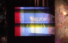 """Polska ma już gwiazdy, które wieczorami goszczą w programach typu talk show. """"Wieczór z Alicją"""", 1996 rok (fot. J. Bogacz)"""