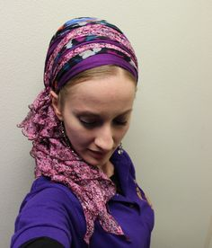 andrea grinberg wrapunzel purple fancy
