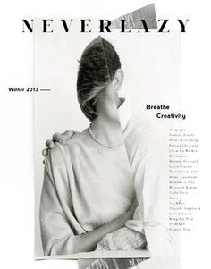 NeverLazy - Issue 12 - Winter 2013