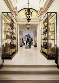 Burberry opens first ever menswear store and its in London!