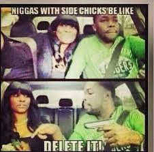 side chicks be like memes - Google Search
