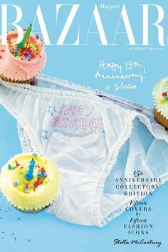 awesome Harper\'s Bazaar Austrália | Capas Edição de Aniversário Março 2013