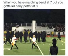 These band kids: | 19 People Who Know How To Dress For The Occasion