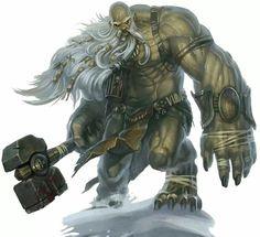 Norse, Troll