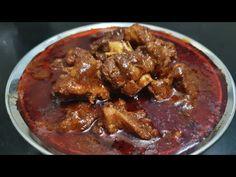 Nagpuri saoji mutton curry |सावजी मटण करी by deeps kitchen marathi - YouTube Indian Mutton Recipes, Indian Chicken Recipes, Goan Recipes, Lamb Recipes, Veg Recipes, Curry Recipes, Indian Food Recipes, Vegetarian Recipes, Cooking Recipes