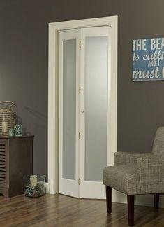 Pinecroft Pine Wood Bi-Fold Interior Door - July 20 2019 at French Closet Doors, French Doors, Door Design Interior, Interior Barn Doors, Interior Paint, Interior Office, Kitchen Interior, Bathroom Doors, Kitchen Doors