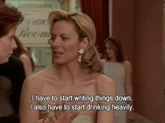Sex and the City without Samantha Jones? So check out these Samantha Jones quotes that'll help you embrace your inner diva! City Quotes, Movie Quotes, Funny Quotes, Quotes Quotes, Qoutes, Lyric Quotes, Wisdom Quotes, Samantha Jones Quotes, How To Be Single Movie