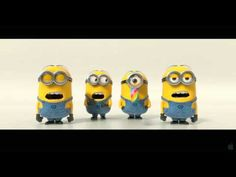 Despicable Me 2 - Minions CUTE BANANA SONG